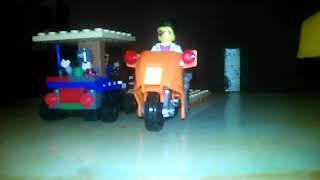 Carro vs moto (1/3)