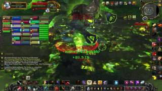 World of warcraft - Hellfire citadel - Raid - Final Boss