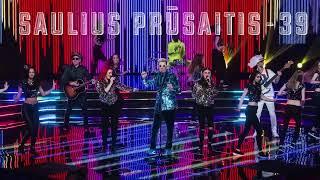 SAULIUS PRŪSAITIS - 39
