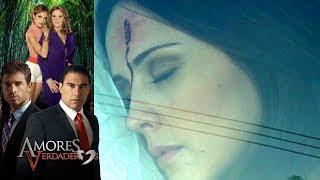Amores Verdaderos: ¡Adriana sufre un terrible accidente! | Escena - C28 | Tlnovelas