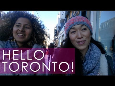 Toronto 2015 (Day 1): First time in Toronto, Canada!