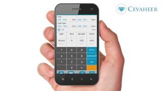 Cevaheer Mobil Aplikasyon Hesap Makinesi Nasıl Kullanılır?