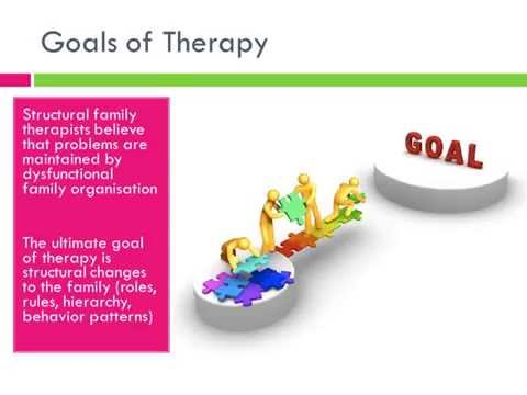 Goals And Phases Of Structural Family Therapy