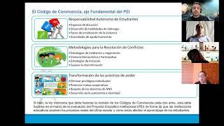Actualización Código de Convivencia y PCI