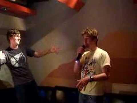Karaoke Maarten Floris