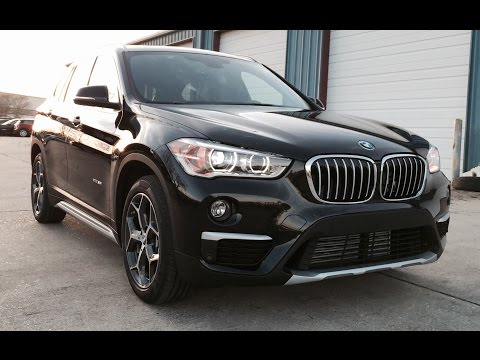 2016 BMW X1 XDrive28i Full Review /Exhaust /Start Up /Short Drive