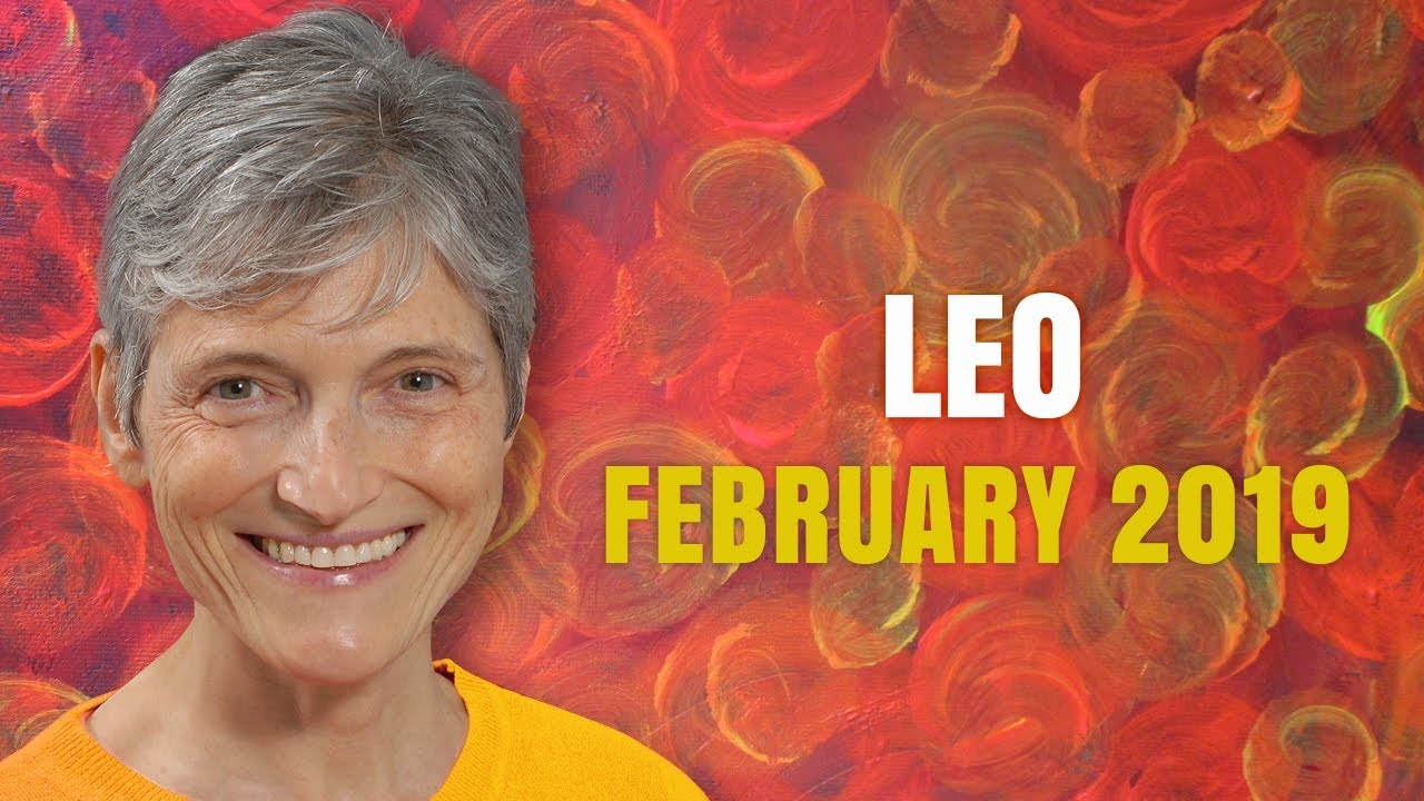 leo weekly horoscope 19 february 2020 by michele knight
