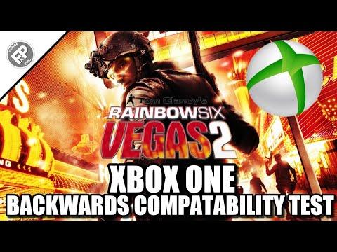 Rainbow Six Vegas 2 - Xbox One Backwards Compatability Test