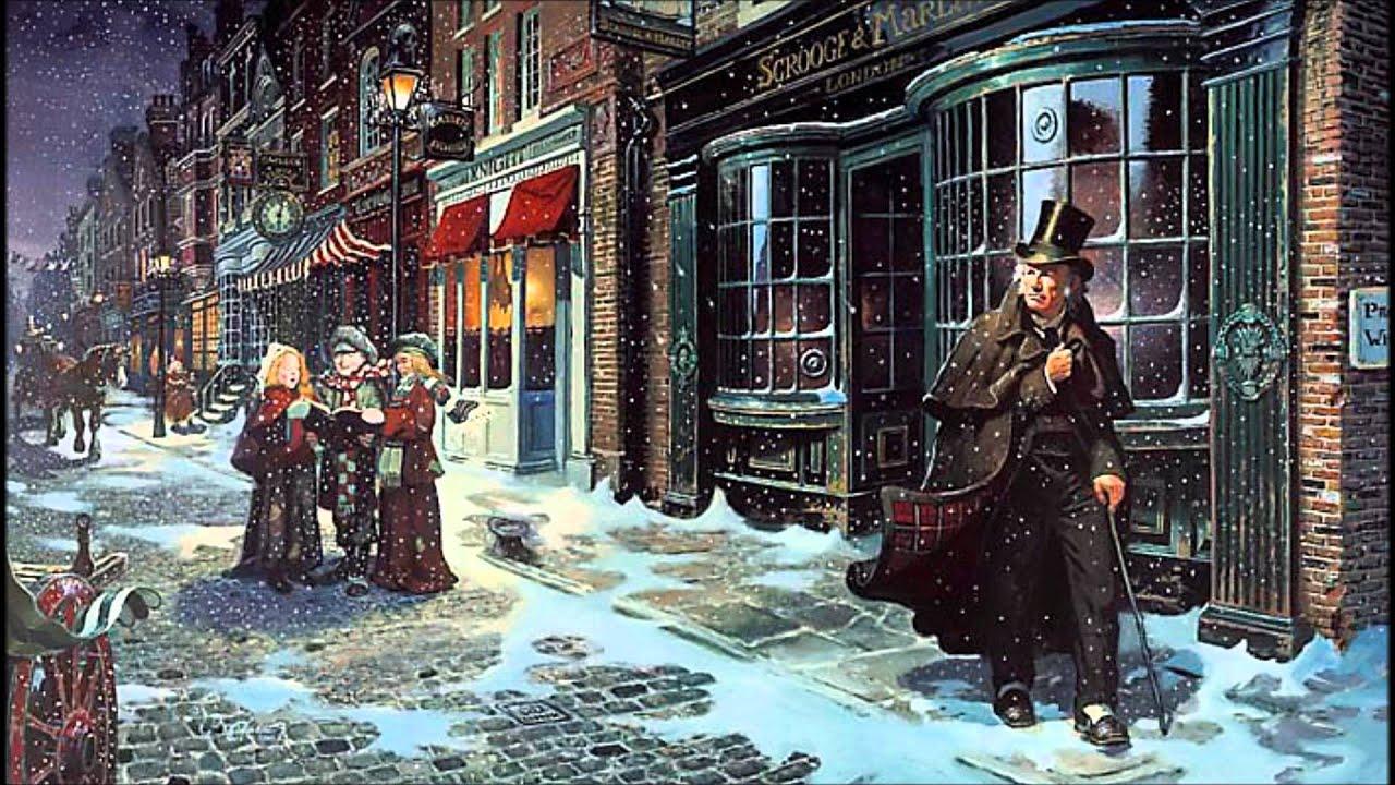 A Christmas Carol Soundtrack.Scrooge A Christmas Carol Soundtrack Hele Vegen Lang