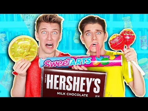Thumbnail: SOUREST GIANT CANDY IN THE WORLD CHALLENGE!! Warheads, Toxic Waste (EXTREMELY DANGEROUS)