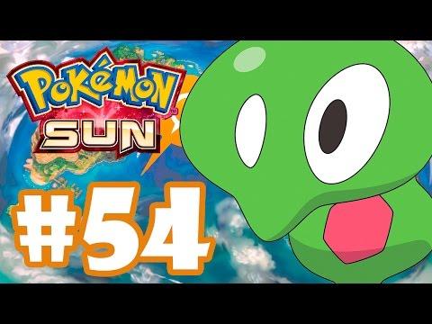POKÉMON SUN #54 - QUEM FICA, QUEM SAI