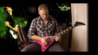 [HD] Jackson Minion JS1X Flying V - For The Love Of God