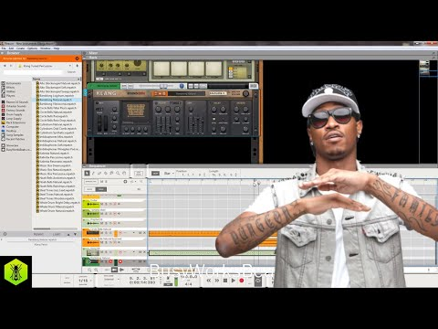 REASON 10 How to Make Your First Trap Beat like FUTURE