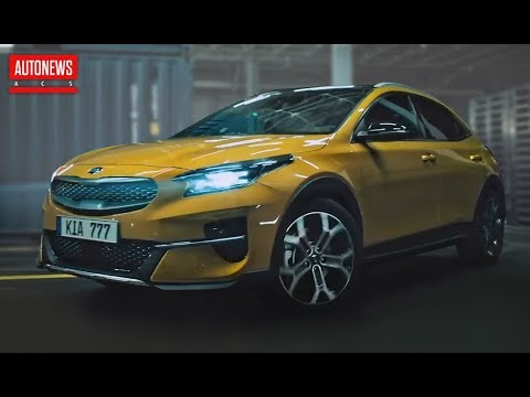 Новый Kia XCeed (2020): хетчбэк или кроссовер?