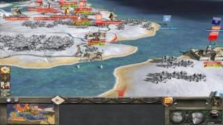 Прохождение игры Medieval II Total War. Королевство Англия. 44-я серия. Война с немцами.