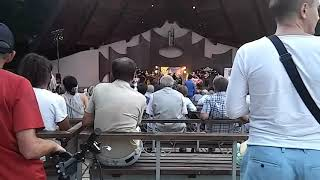 Концерт народних коллективов в Мариинском парке. Киев.2018.