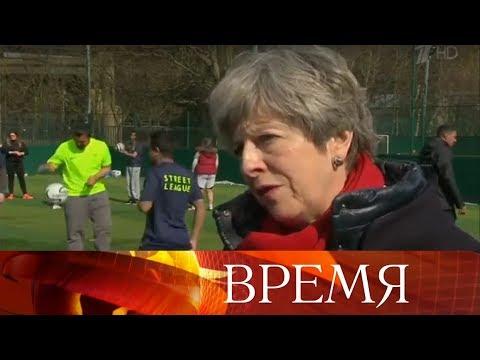 Т.Мэй делает новые антироссийские заявления на фоне новых откровений химика-перебежчика Мирзаянова.