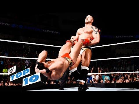 Top 10 SmackDown moments: WWE Top 10, June 9, 2016