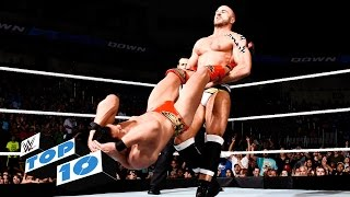 Top 10 SmackDown moments: WWE Top 10, June 9, 2016