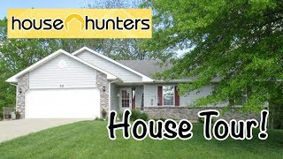 House Tour After Being On House Hunters!
