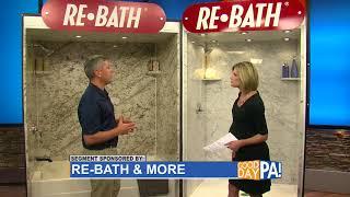 Bathtub or Shower Update | Re-Bath Lancaster