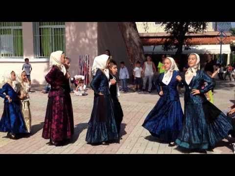 Gruppo Folk Mini San Pantaleo at Festival of Dances