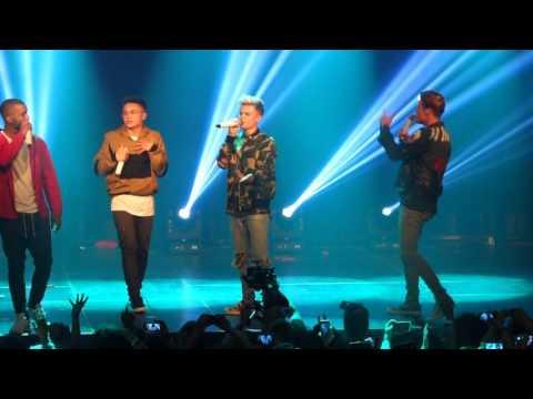 B-Brave deel 1.1 Melkweg 12-06-2016 Release party EP LOS, Amsterdam.