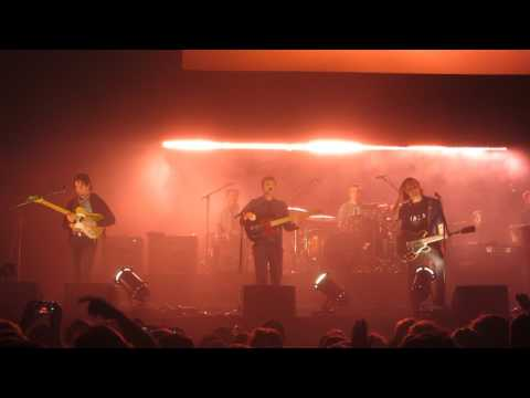 The Maccabees - Wall Of Arms Live @ Alexandra Palace