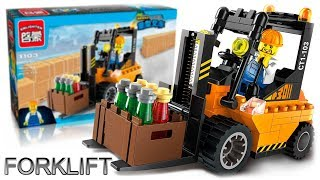 Enlighten Forklift 1103