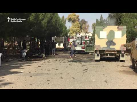 Suicide Bombing Kills At Least Seven In Afghanistan