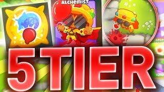 Bloons TD6 - Alchemist *5th tier* (BLOON MASTER ALCHEMIST)