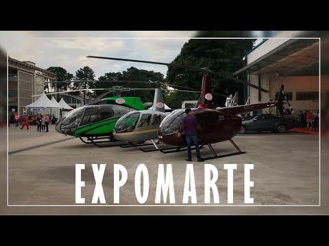 CANAL VHD NA EXPO MARTE