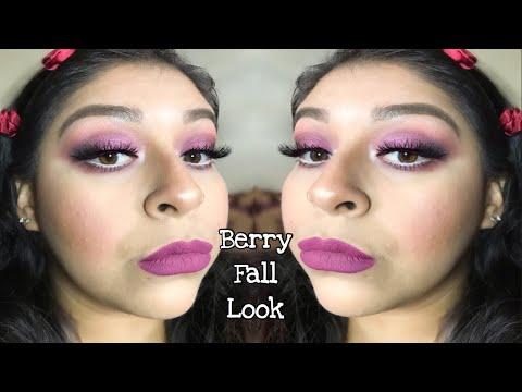A Berry Fall Look | Violet Voss Essentials Pro | iitsVB thumbnail