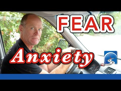 9 Tips to Reduce Fear & Anxiety on a Road Test & When Drivin