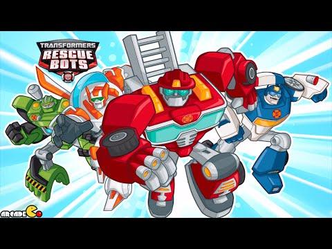 Transformers Rescue Bots: Hero Adventures...