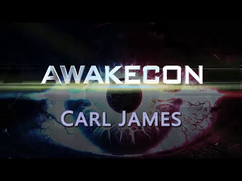 AwakeCon 2017 - Carl James Disney Darkside
