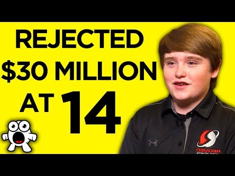 Self-Made Kids Who Are Richer Than We'll Ever Be