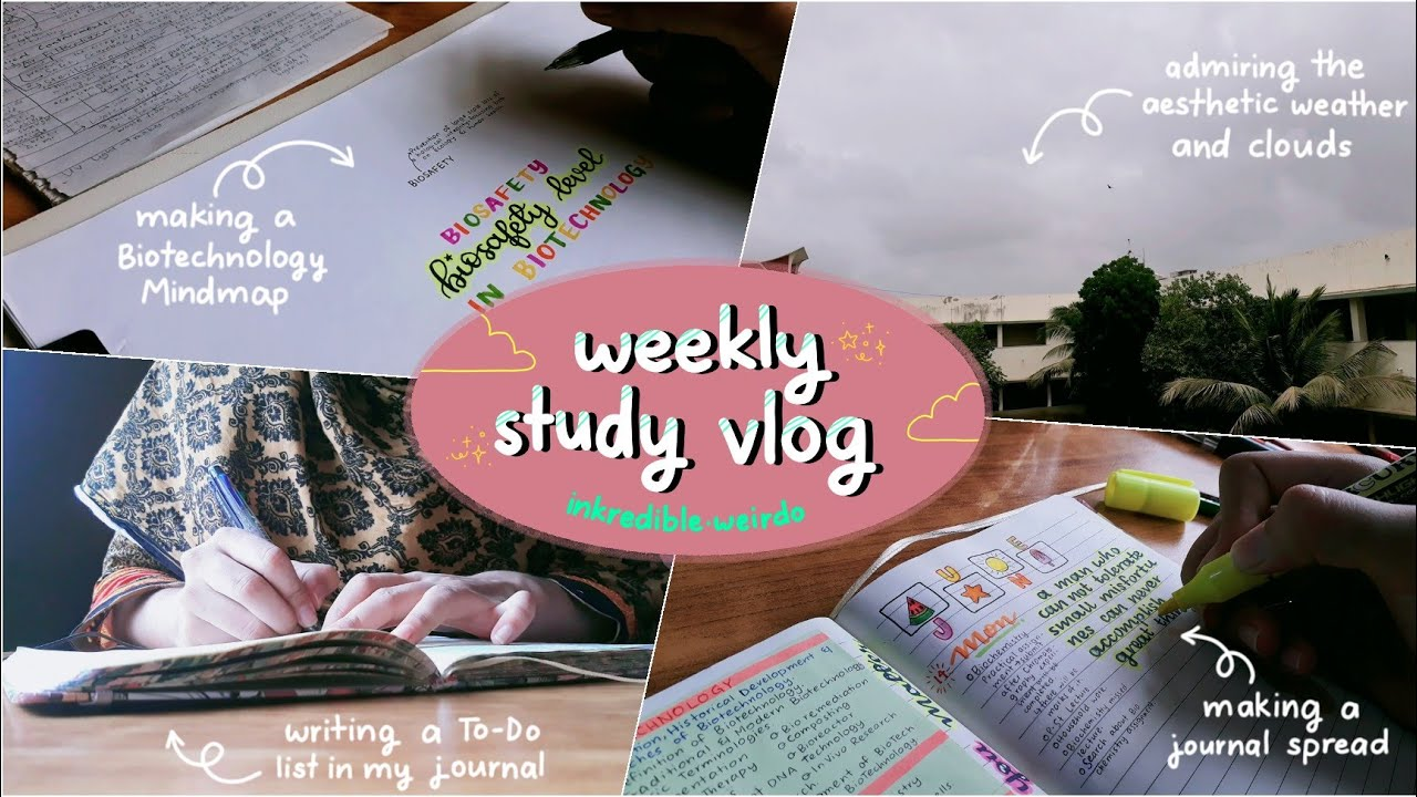 study vlog 🗿| first day of on campus classes, doing assignments & losing my brain cells