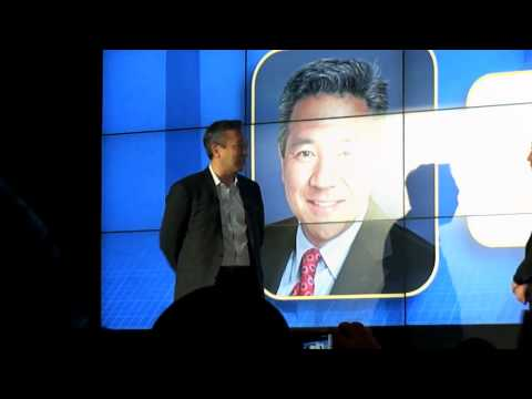 CES: Kevin Tsujihara of Warner Bros on Intel