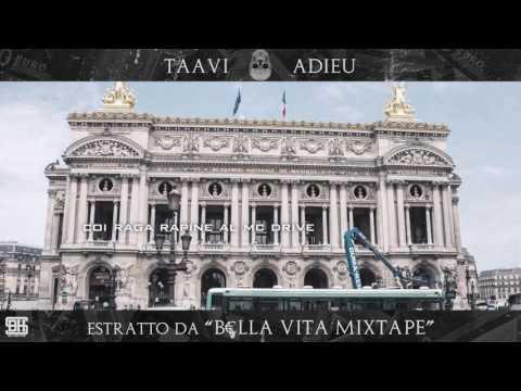 TAAVI - ADIEU (Lyrics video)