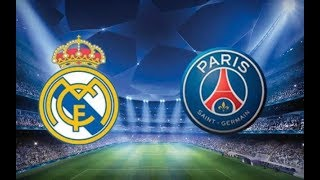 REAL MADRID vs PSG / ALL GOALS 3-1/ 14/02/18