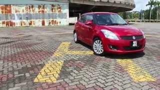 2013 Suzuki Swift Test Drive | Mobil123