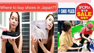 Where to buy shoes in Japan?? …