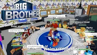 ROBLOX Big Brother: JAY RIGS THE GAME