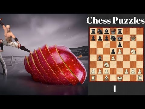 Chess Puzzles and Tactics 1