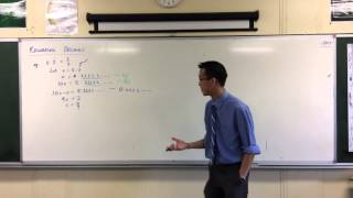 Expressing Recurring Decimals as Fractions using Algebra