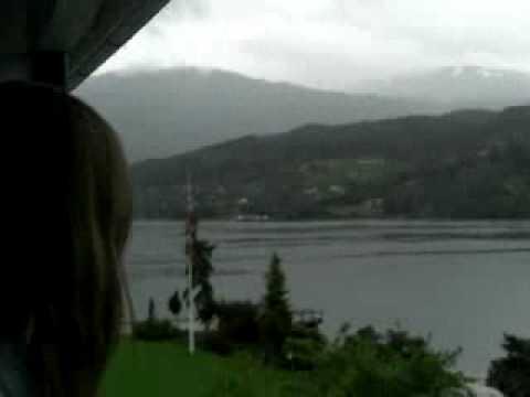 me in Ulvik Norway