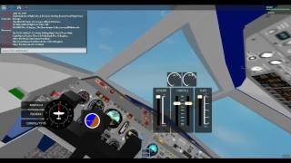 ROBLOX Air Crash Recreation United Airlines Flight 232 Part 2/2