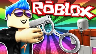 """Roblox - Prison Life! - """"Escaping from Prison!"""""""