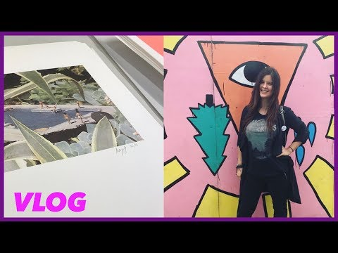 SIGNING LIMITED EDITION PRINTS FOR ART EXHIBITIONS (VLOG)